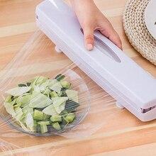 Резак для консервантов, пленка высокого качества, пластиковые дозаторы для обертывания еды, уплотнение алюминиевой фольги, резак для восковой бумаги, режущие кухонные инструменты