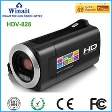 Big discount Freeshipping Cheap Digital Video Camera DV HDV-828 18megapixels 2.7″ 720P HD Photo Camera Video Recorder PC Webcam Mini DVR