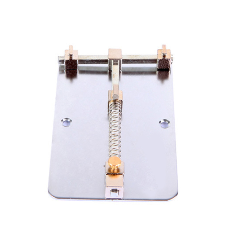 PCB Holder Jig Scraper For <font><b>Mobile</b></font> <font><b>Phone</b></font> Circuit <font><b>Board</b></font> <font><b>Repair</b></font> Clamp <font><b>Fixture</b></font> Stand Scraper Tools Drop Ship image