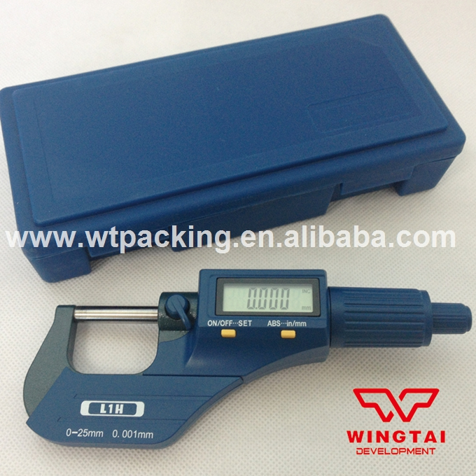 Digital 0.001mm Accuracy, 0~25mm Measuring Range L1H Thickness Gauge