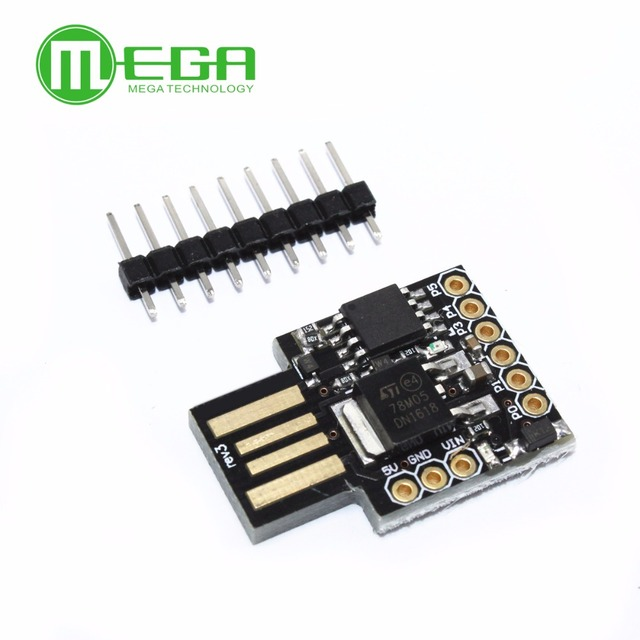 Free shipping Digispark ATTINY85 General Micro USB Development Board for Arduino ATTINY85 usb development board