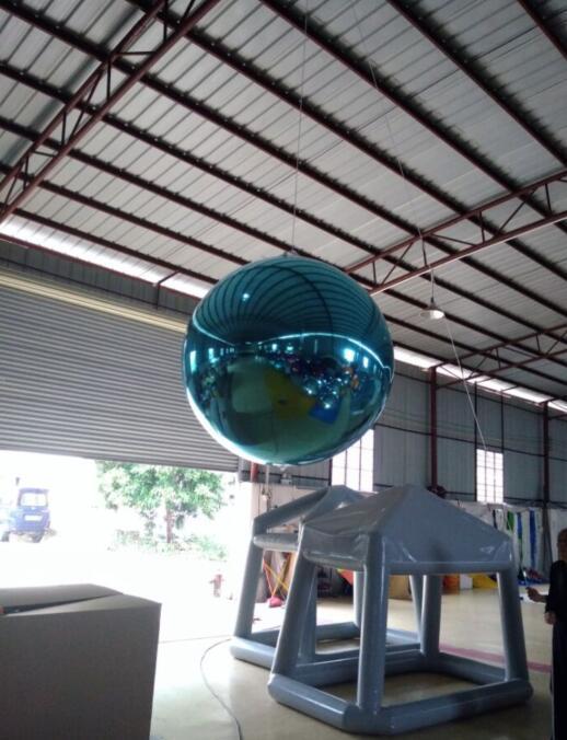 Vruće prodaja Giant napuhavanje loptu za oglašavanje Prilagođeno - Zabava na otvorenom i sportovi - Foto 4