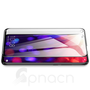 Image 2 - 9D Tempered Glass on the For Huawei Honor 8X 8C 8A 9i 10i 20i V20 V10 V9 Play Note 10 Magic 2 Screen Protector Protective Film