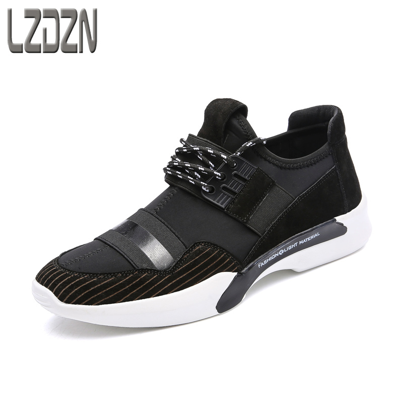 The British men's men's and leisure shoes summer autumn shoes without laces Brown tourism of junior middle school student woodland creatures