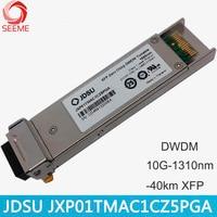JDSU JXP01TMAC1CZ5PGA DWDM Single mode Module 10G 1310nm 40km XFP