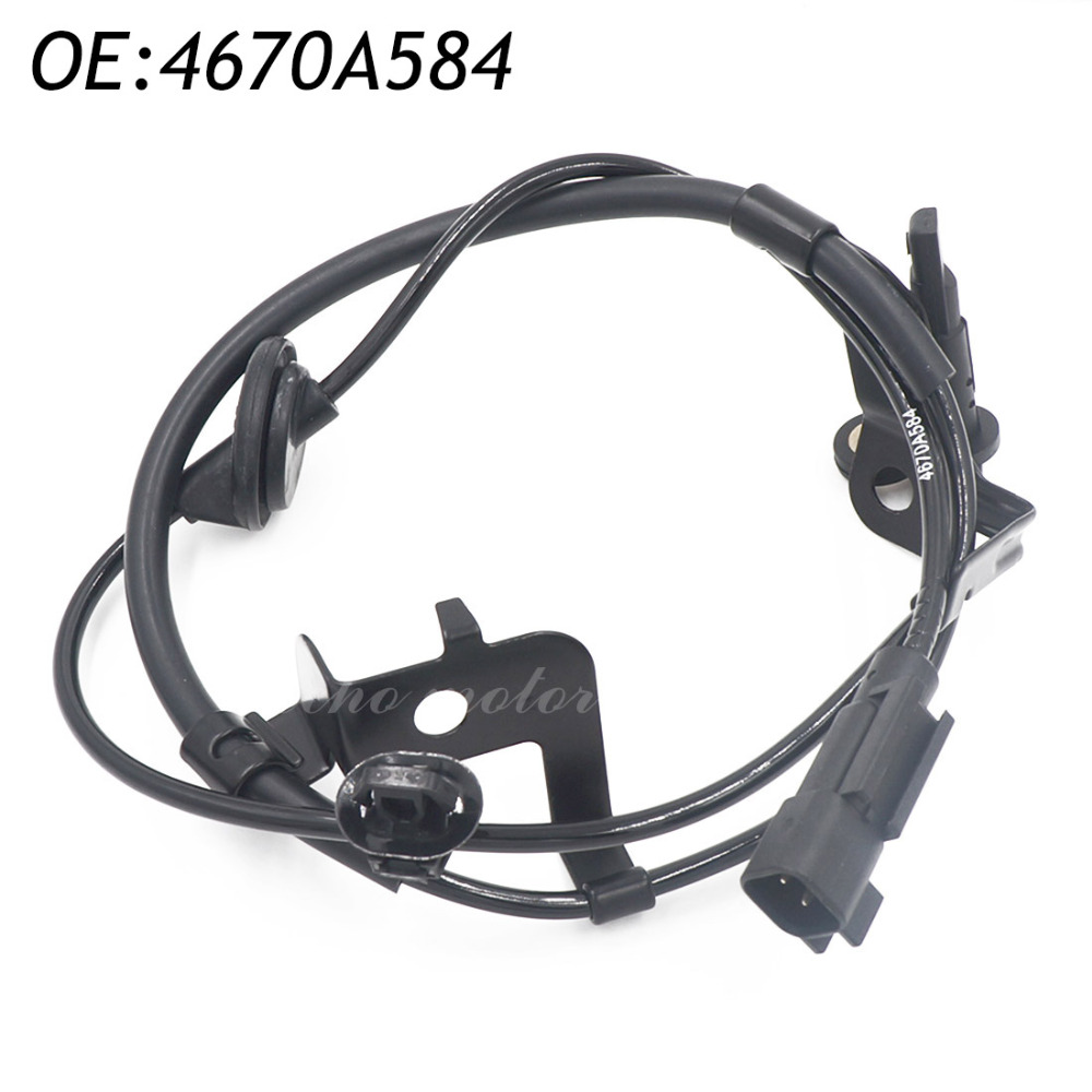 Rear Right ABS Wheel Speed Sensor for Mitsubishi 4WD Outlander Lancer 07-12