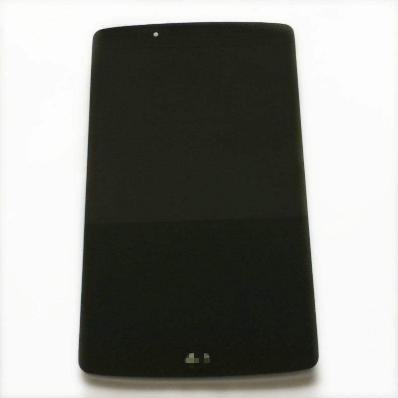 ФОТО Black touch screen panel Digitizer  For LG G Pad II 8.0 LG V498 original LCD Display Assembly