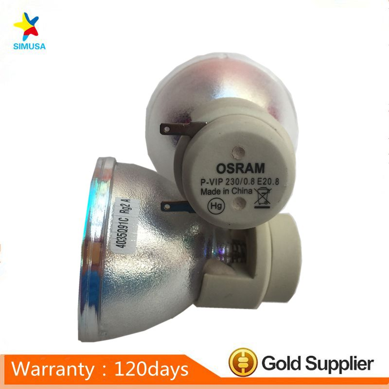 Replacement Lamp with Housing for VIVITEK D929TX with Osram P-VIP Bulb Inside
