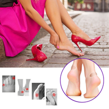 ELEFT Plasters gel silicone orthopedic orthotic pad insoles adhesive medical blisters removal heel pain rubber pads for shoes