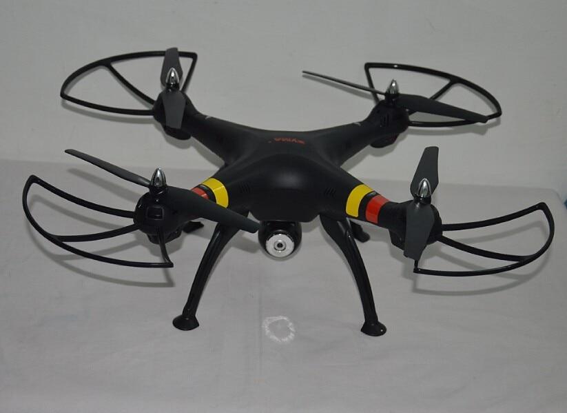 Syma X8C 2.4G 4ch 6 axes aventure avec 2MP caméra grand Angle RC quadrirotor Drone RTF