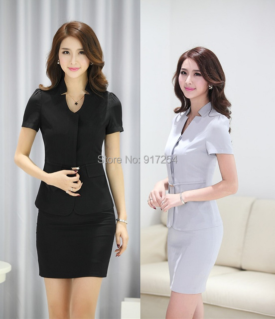Buy new fashion elegant uniform design for Office uniform design 2015