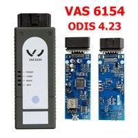 2018 New WIFI VAS6154 ODIS 4 23 For VAG Car Diagnostic Tool For VW Audi Skoda