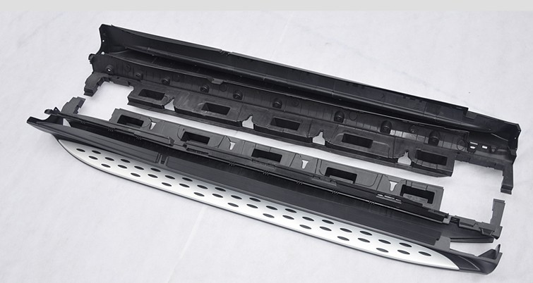 Car Running Boards Auto Side Step Bar Pedals For Mercedes-Benz GLS X166 AMG GLS350-GLS500 2016.2017 High Quality New Nerf Bars