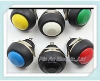 100PCS PBS 33b 12mm No Lock Switch Small Button Switch Waterproof Switch Since The Reset