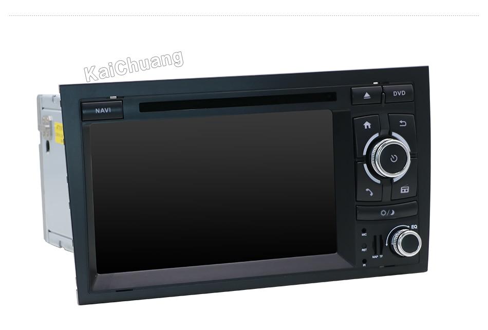 S4 Exeo Radio Audi