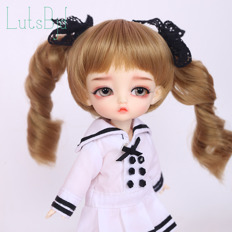 OUENEIFS Alice Luts tiny delf bjd sd doll 1/8 model  baby girls boys dolls eyes High Quality toys shop  Free eyesOUENEIFS Alice Luts tiny delf bjd sd doll 1/8 model  baby girls boys dolls eyes High Quality toys shop  Free eyes