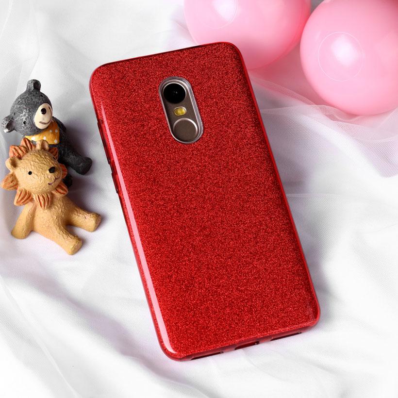 43cb9db9110 Dropwow AKABEILA Case For Xiaomi Redmi 5 Plus Cases Bling Glitter ...