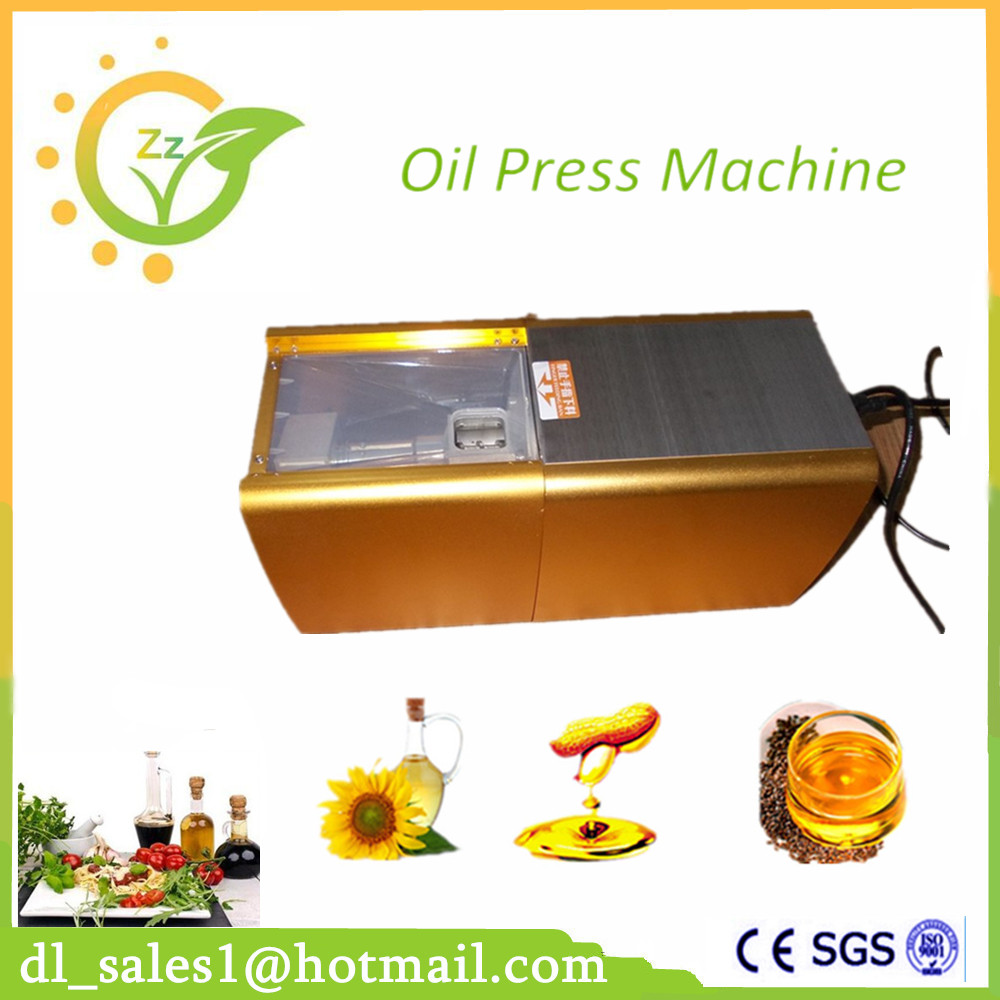 Newest Automatic Oil Press Machine Nuts Seeds Oil Pressure Pressing Machine All Stainless Steel High Oil Extraction home use automatic oil press machine electric nuts seeds oil pressure stainless steel oil extraction hot and cold pressing machi