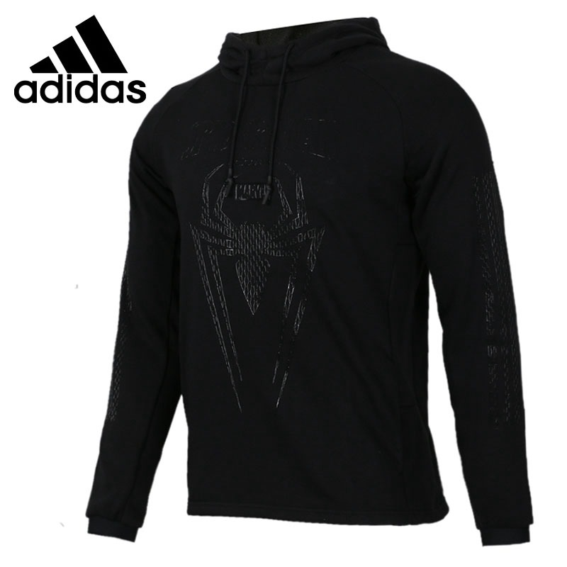 Original New Arrival 2018 Adidas NEO Label GR HDY SPDR Men's ullover Hoodies Sportswear