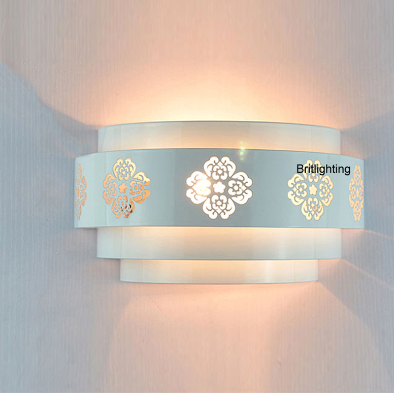 ФОТО low prices modern wall sconces bedside lamp modern wall lighting LED wall light decoration Indoor Wall Lighting reading lamps