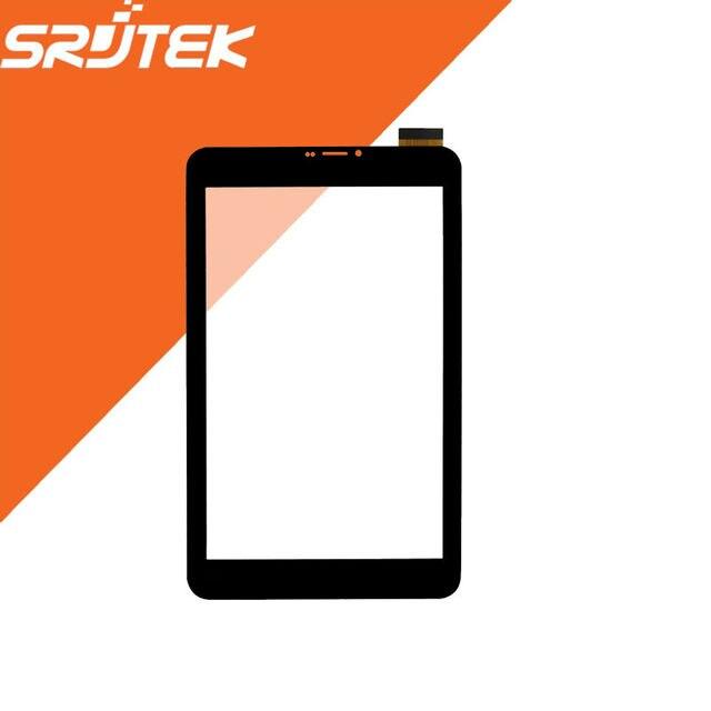 Novo toque digitador da tela para tablet 8 ''para u27gts cube talk8 xc-pg0800-012b-a1-fpc sensor de peças de reposição preto