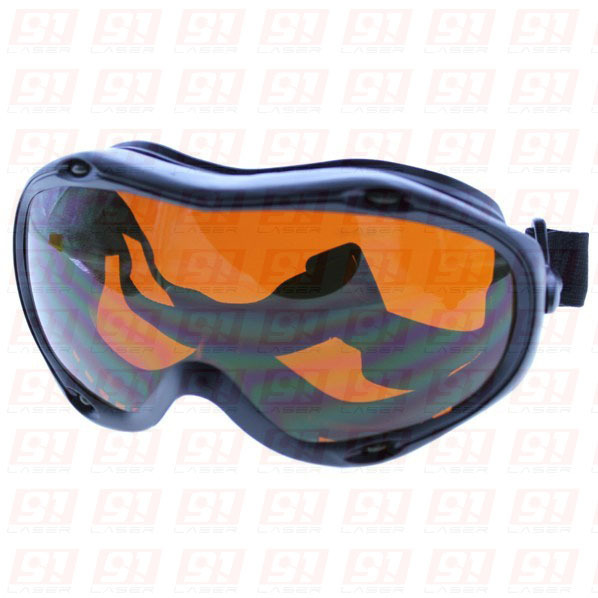 laser safety goggle 190-540nm& 800-1700nm O.D 5+ CE certified laser safety glasses 190 540nm