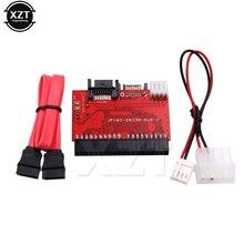 1 stücke Hohe Qualität IDE ZU SATA PCI Karte 100/133 HDD/CD/DVD Converter Adapter Drop Verschiffen