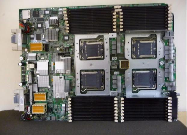 Prox-1670G0B P-III de carte de commande industrielle SBC VER: G0