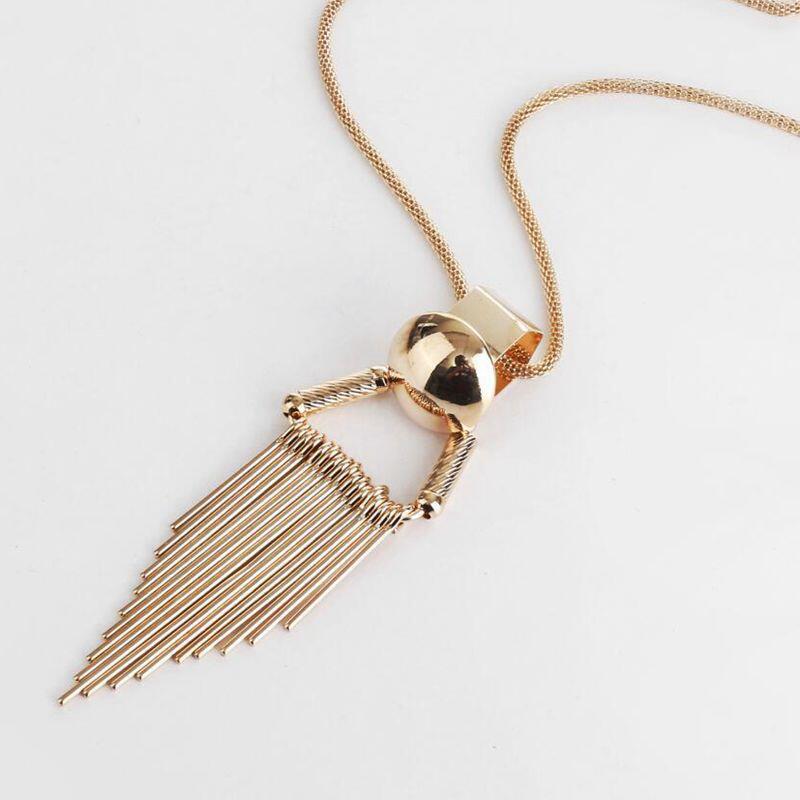 2017 fashion bohemian big Woven long tassels necklacecollar choker necklace vintage statement necklace women Maxi fine Jewelry