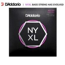 D'addario Daddario NYXL Nickel Wound Bass Guitar Strings Long Scale NYXL4095 NYXL45100 NYXL45105 NYXL50105 NYXL45130(5-strings)
