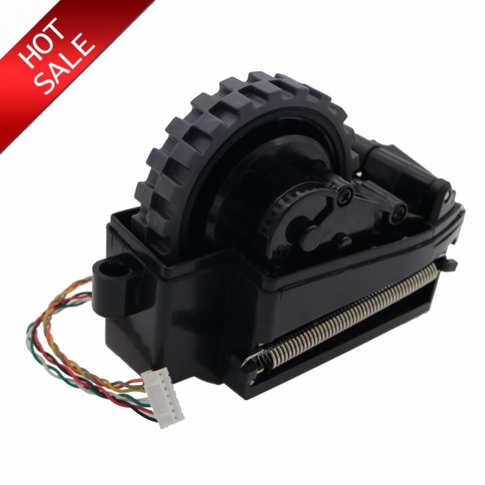Original roue droite moteur robot aspirateur Pièces accessoires pour ilife V7 V7s V7s pro ilife v7s plus robot Aspirateur cleaner
