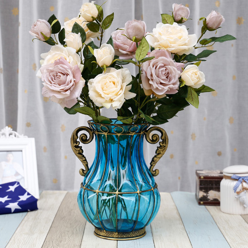 всегда букеты цветов в хрустальной вазе фото брок самая