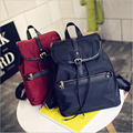 2017 Waterproof Nylon Backpacks School Bags For Women Teenagers Girls Shoulder Large Travel Bags Sac A Dos Black Red Blue
