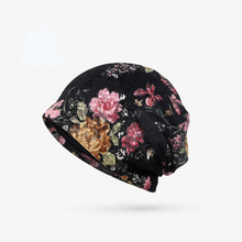 3dcd24bf Lace Flower Loose Women Hat Trendy Summer Women Floral Printed Cap  Breathable Hollow Lace Jacquard Flower