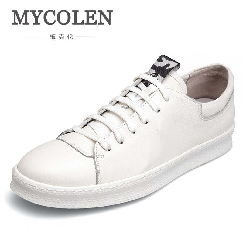 MYCOLEN 2018 Fashion New Summer Skate Shoes Men Comfortable Casual Shoes Low Breathable Falt Canvas Shoes Chaussure Hommes new 2017 men shoes casual light breathable fashion action leather shoes comfortable spring summer trainers shoes