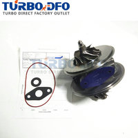 Turbo charger chra 54399880012 turbine Balanced bv39a 0005 cartridge repair kits bv39 0005 for Skoda Fabia 130HP 96Kw 1.9TDI BLT