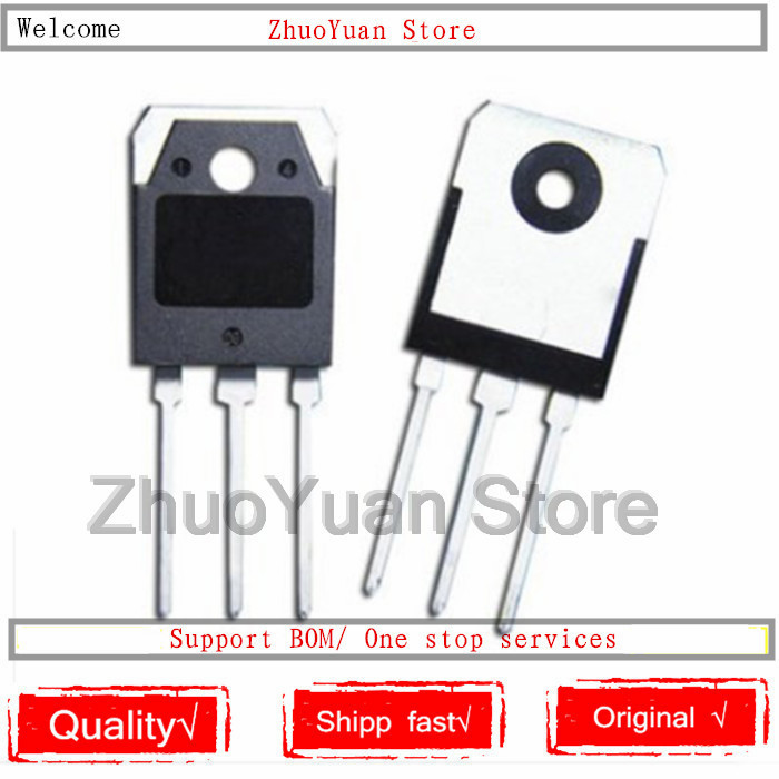 10PCS/lot FCA47N60F FCA47N60 47N60 TO-3P 47A 600V Power MOSFET Original