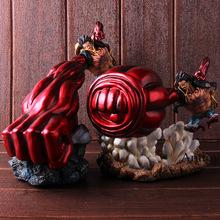 Jednoczęściowy bieg 4 Luffy figurka małpa D Luffy Gear cztery pcv zabawka-model do kolekcjonowania tanie tanio Unisex Film i telewizja Wyroby gotowe Japonia Żołnierz gotowy produkt 6 lat Dorośli 14 lat 12-15 lat 5-7 lat 8 lat