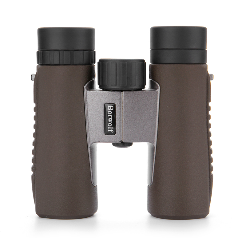 Borwolf 10X26 HDMini Day Light Telescope Professional Binocular Outdoor Travel Folding Binoculars
