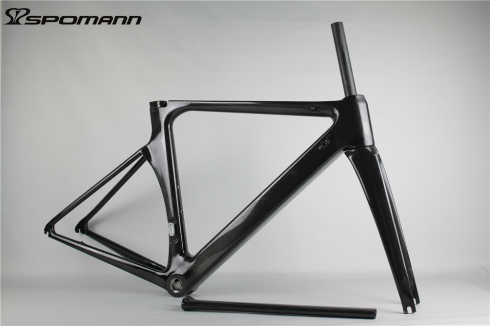 High-quality OEM Carbon Bike Frame Road Chinese Carbon Frameset Bicycle Chinese Racing Track Frame Bicicleta Parts