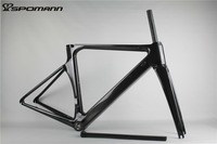 High quality OEM carbon bike frame road chinese carbon frameset bicycle chinese racing track frame bicicleta parts