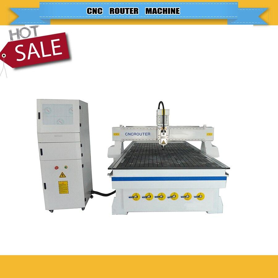 Горячая продажа 1325 фрезерный станок с ЧПУ/Деревообрабатывающий станок TS 1325 с рабочим напряжением AC220V, 50 ~ 60 Гц