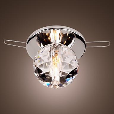 K9 Crystal Ball LED Modern ceiling Light Lamp Lustre Flush Mount Free Shipping lustre flush mount led modern crystal ceiling lamp lights with 1 light for living room lighting free shipping