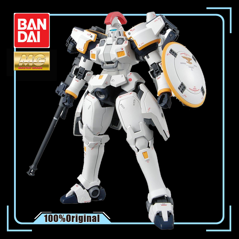 BANDAI MG 1 100 New Mobile Report Gundam Wing OZ 00MS Tallgeese Effects Action Figure Model