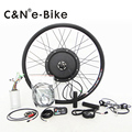 36v / 48v 500watt LED electric bike hub motor kit road bicycle conversion kit in HOT selling
