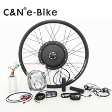 36v 500watt LED electric bike hub motor kit road bicycle conversion kit in HOT selling