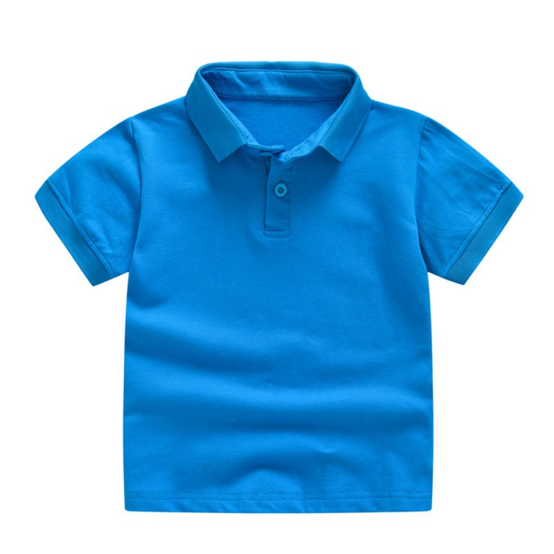 Summer Baby Boys Clothes Girls T Shirts Short Sleeve Solid Print T Shirts Kids Tops Tees Shirts Casual Blouse in T Shirts from Mother Kids