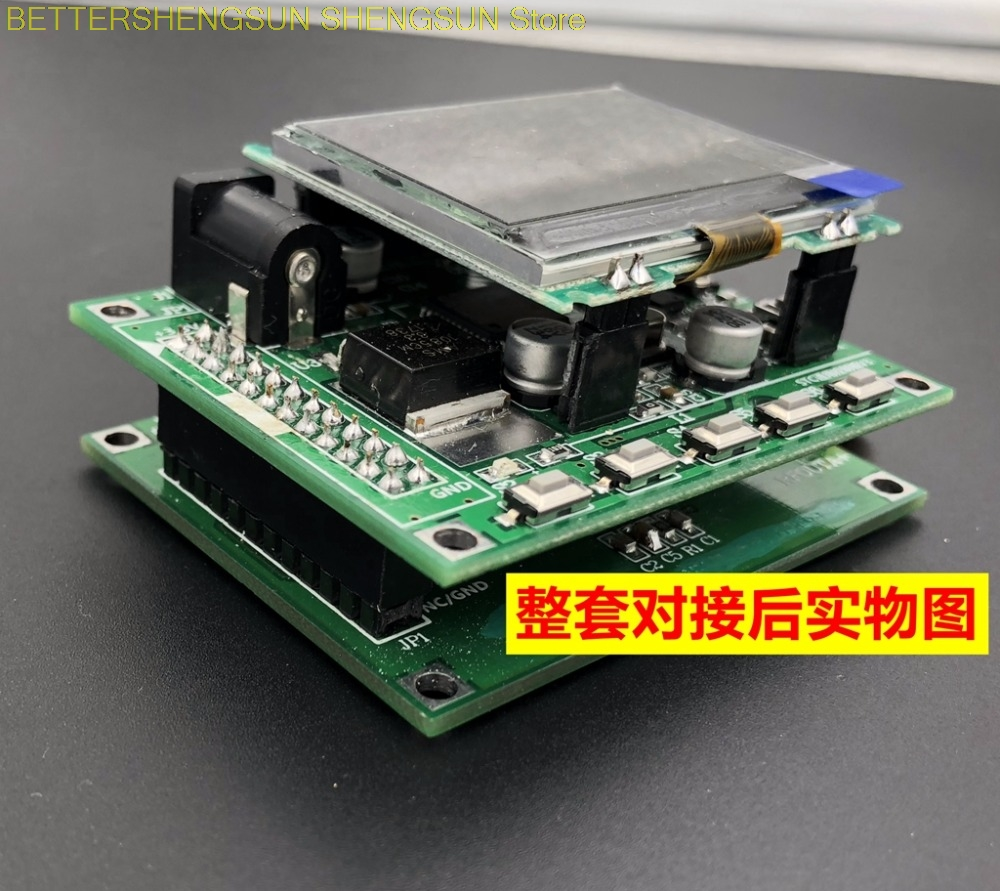Signal source MAX2870 23.5 MHZ-6 GHZ PLL RF ADF4355 5333 4351
