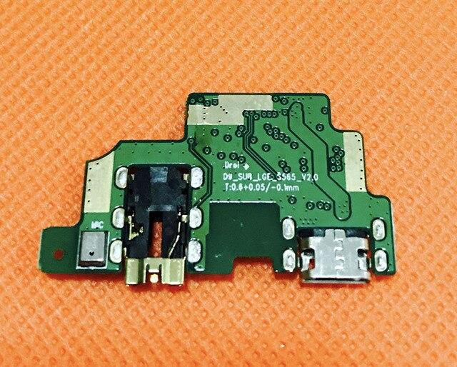 USB gốc ban Cắm Sạc Ban Đối Với LEAGOO T5 MTK6750T Octa Core 5.5 Inch FHD Miễn Phí Vận Chuyển