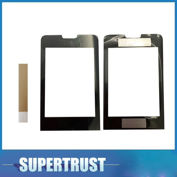 For <font><b>Philips</b></font> Xenium <font><b>X1560</b></font> Touch Screen Sensor Digitizer Glass Replacement Part Black Color Tape image